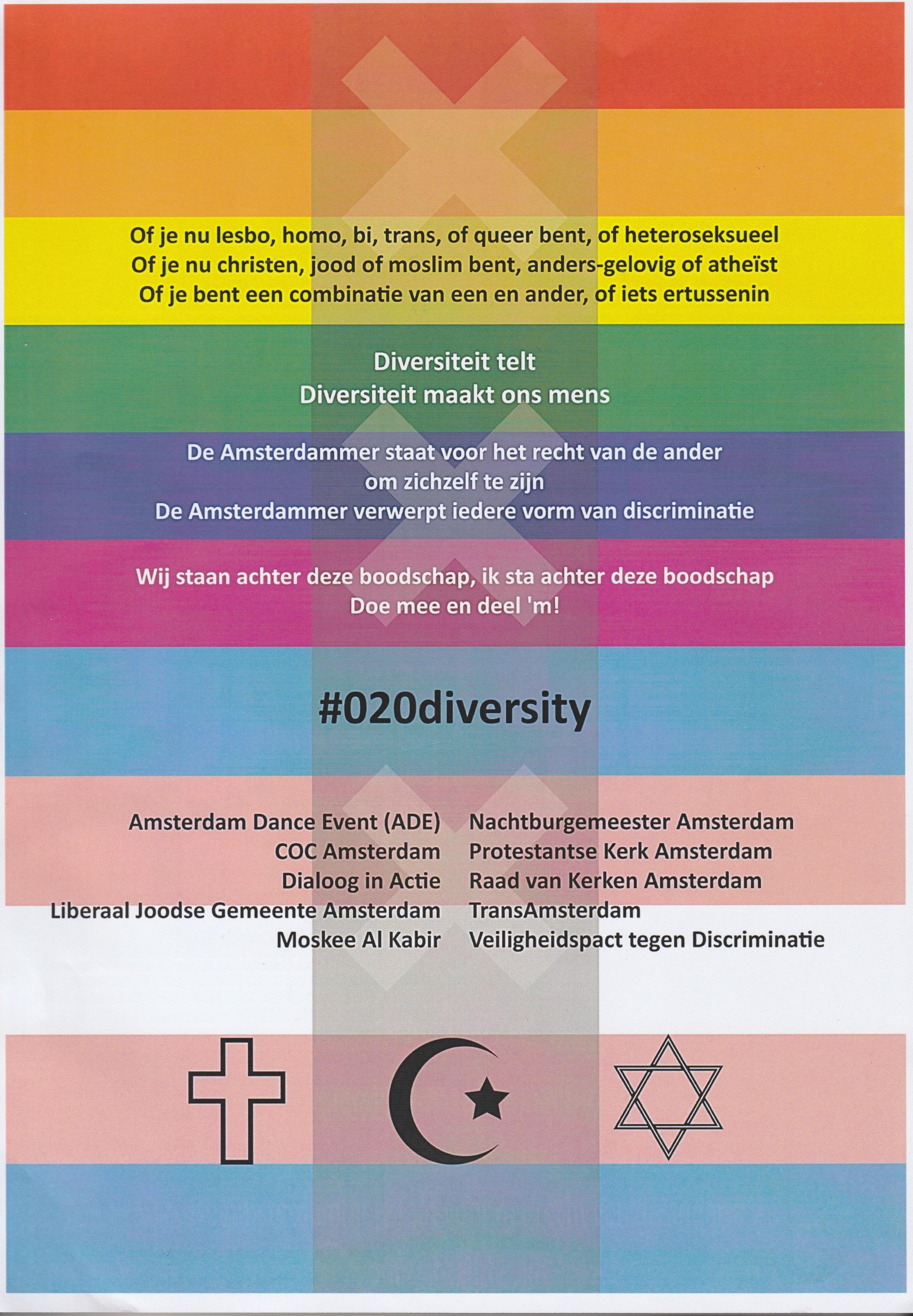 Diversiteit Trans